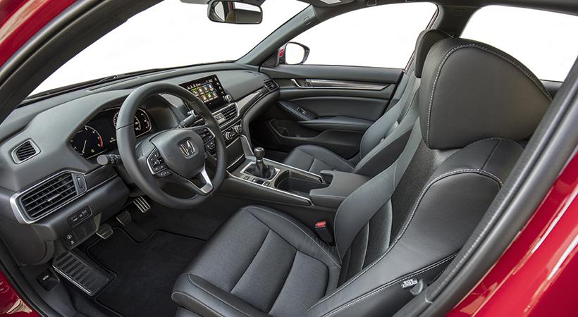 Test Drive Honda Accord 2018