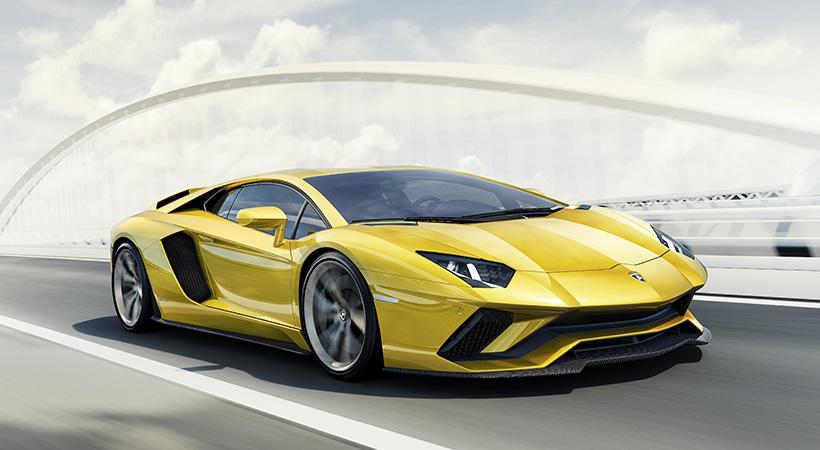 Doble celebración Lamborghini 9,000