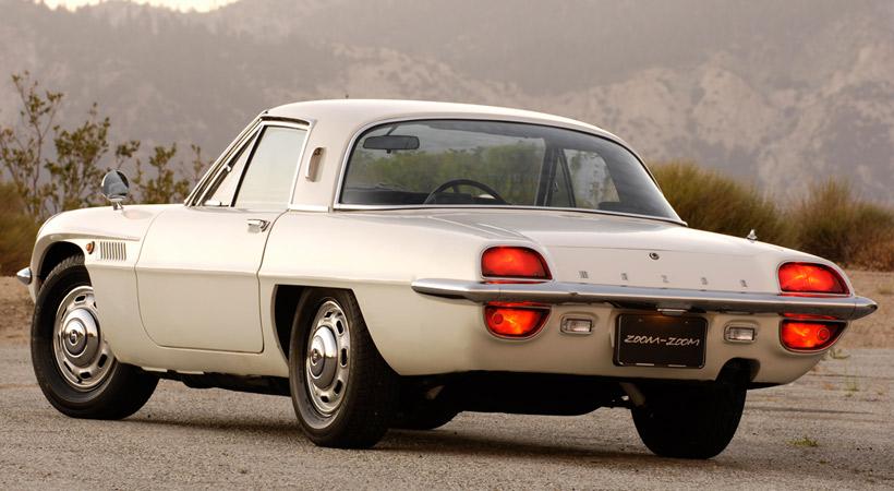 El Cosmo es uno de los principales modelos en la historia de Mazda