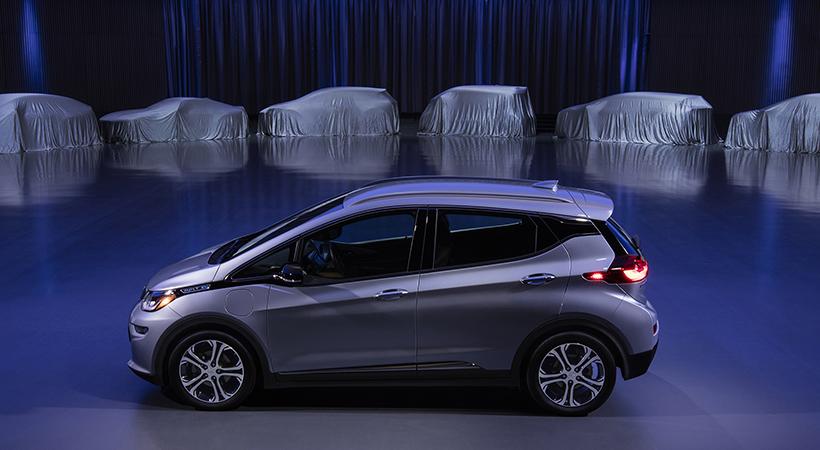 Futuro eléctrico General Motors, 20 modelos nuevos para 2023