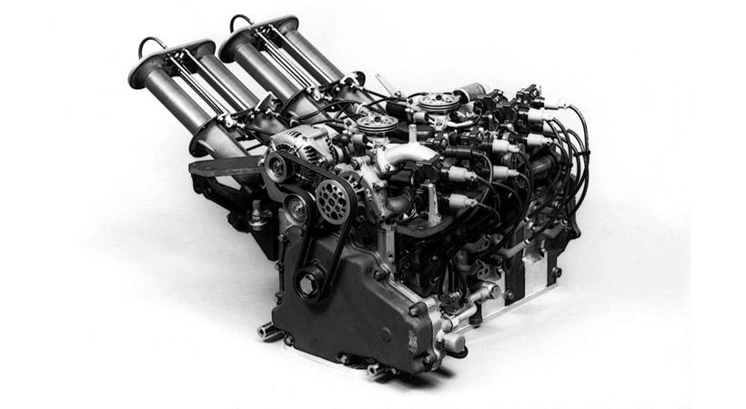 El motor rotativo es uno de los distintivos de la historia de Mazda