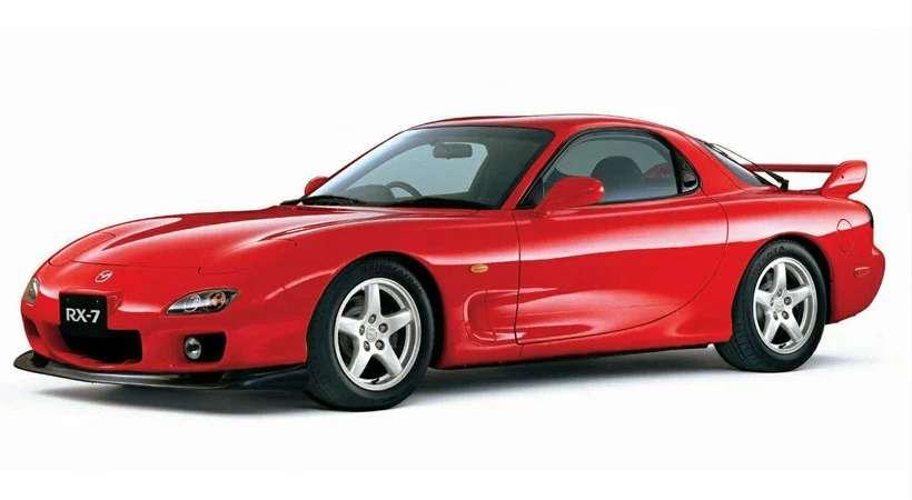 El RX-7, uno de los autos más importantes en la historia de Mazda