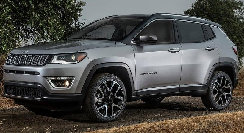 Autos más vendidos septiembre 2017: Jeep Compass