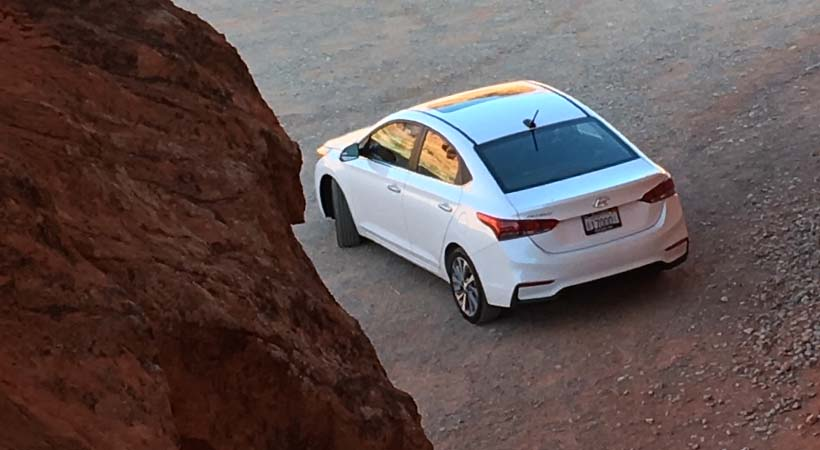 Test Drive Hyundai Accent 2018