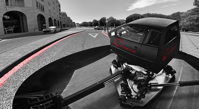 Honda Driver in Motion