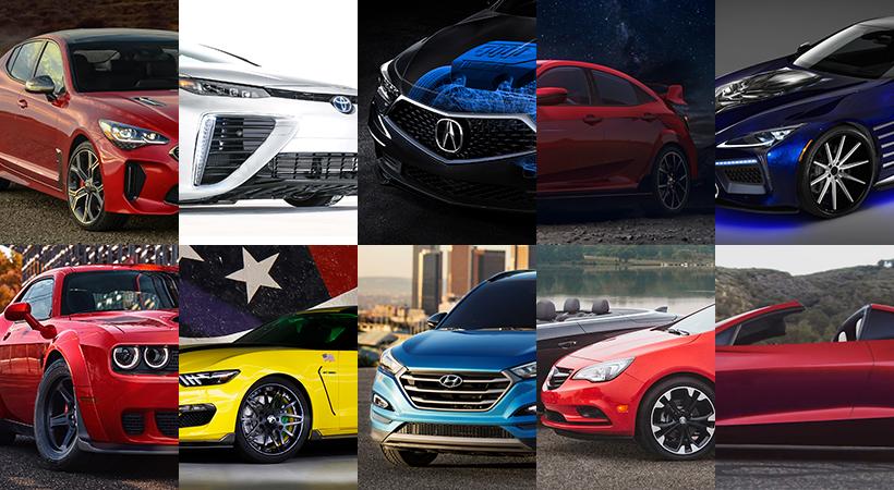 Top 10 Marcas de Autos más buscadas en Google en 2017