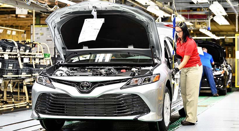 Alianza Mazda-Toyota