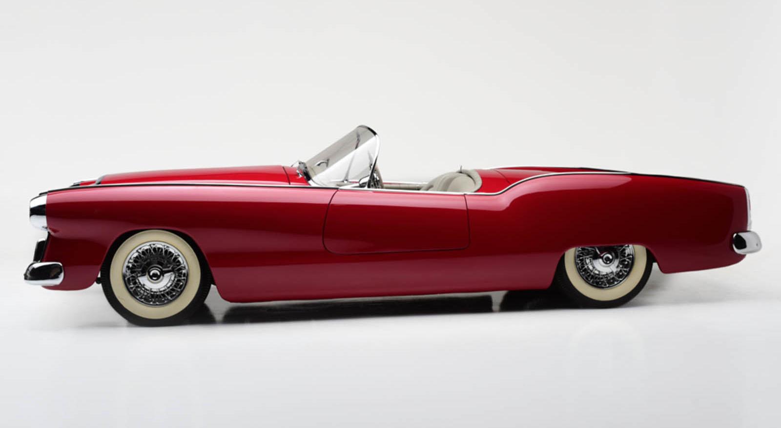 Plymouth Belmont concept 1954, Barret-Jackson 2018, subasta Barret-Jackson