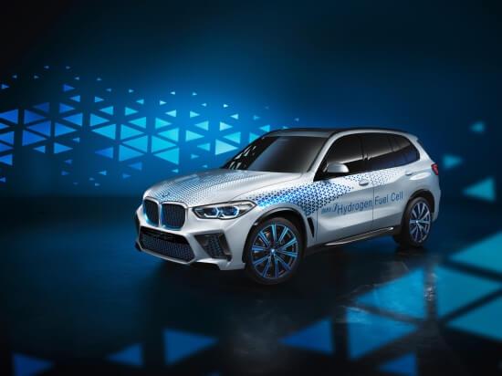 BMW na vodík