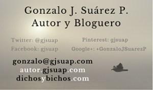Tarjeta @gjsuap