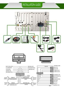 Chrysler 300c Stereo Wiring Diagram How To Install A 2005 2011 Jeep Grand Cherokee Android 4 2