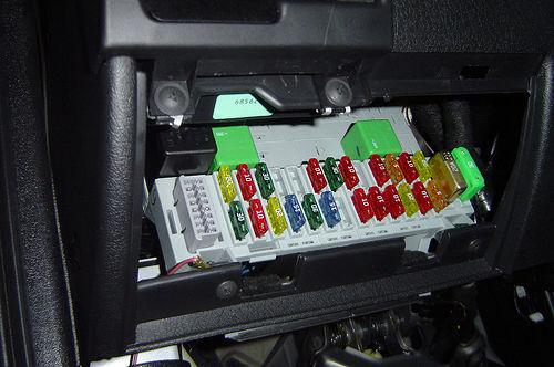 ford fiesta radio wiring diagram 2000 light bar without relay elektriciteit, zekeringen, spanning stroom en accu