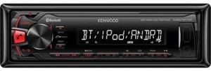 L'autoradio JVC Kenwood KMM-BT35