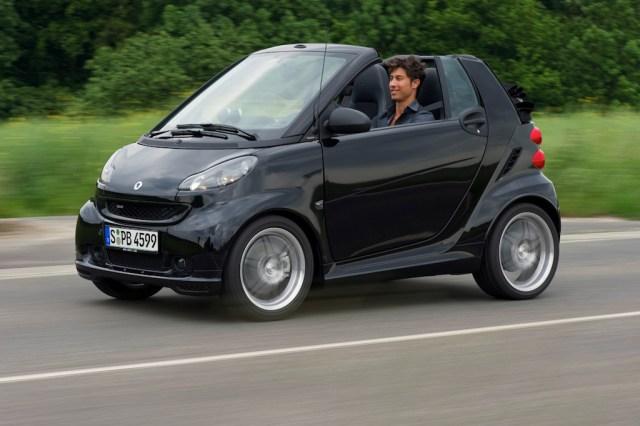 smart fortwo BRABUS Modellpflege 2010