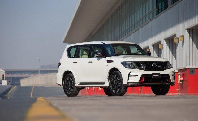 2016 Nissan Patrol 3