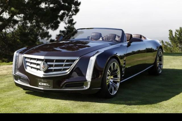 Cadillac Ciel Four-Door Convertible