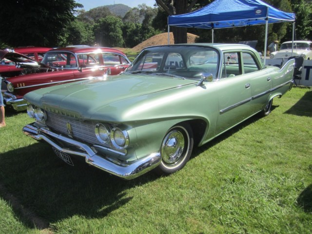 Seventh Generation Plymouth Belvedere