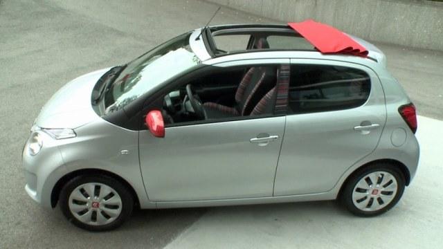 4 door convertible