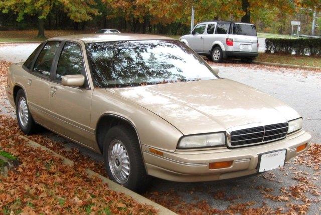 Third Generation Buick Regal