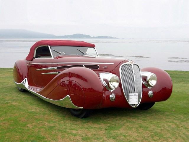 Delahaye 165 (1938) Roadster