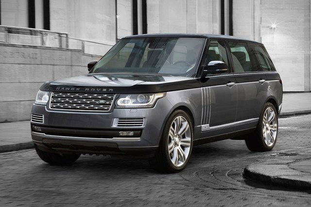 Land Rover-Range Rover SV Autobiography