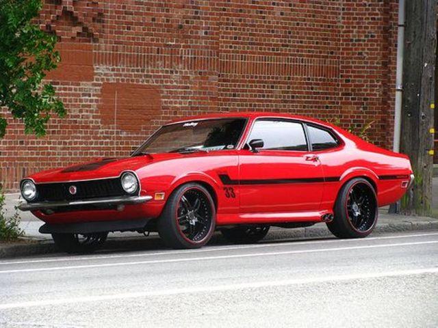 The 1971–75 Ford, Maverick Grabber