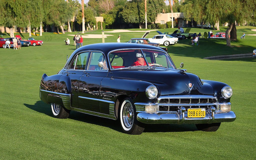 Best 1940s cars we should still be driving today for 1949 cadillac 4 door