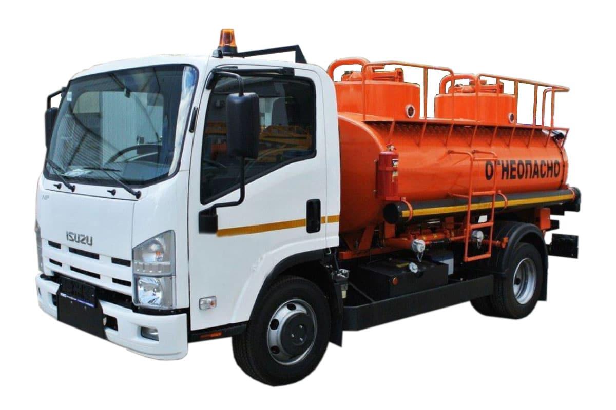 hight resolution of isuzu nqr 90l atz 5 fuel tanker