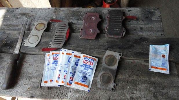 высокотемпературная смазка для суппортов Liqui Moly