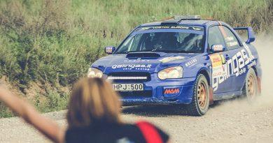 Lietuvos mini ralio čempionato I-asis etapas