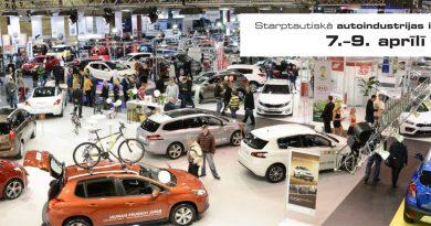 Auto 2017 Latvija