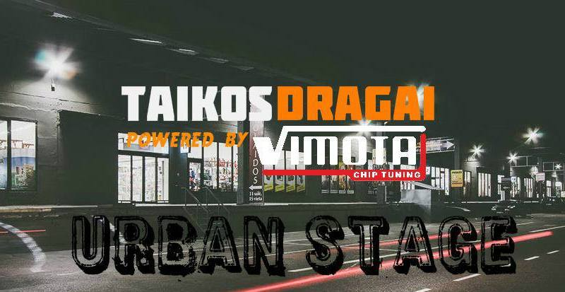 Taikos Dragai - URBAN STAGE
