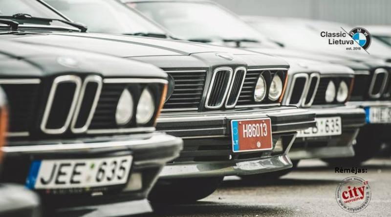 Classic BMW Lietuva meet'17