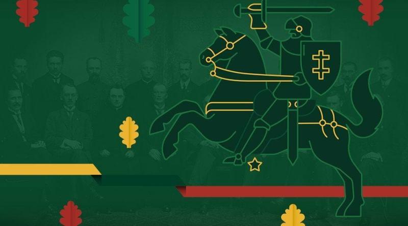 Atkurtai Lietuvai 100