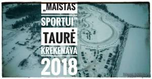 Maistas sportui TAURĖ 2018