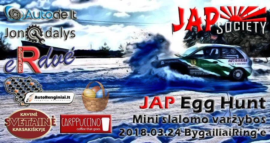 JAP Egg Hunt