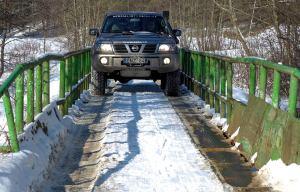 Paganyk Savo Visureigį V: siauriausių tiltų beieškant