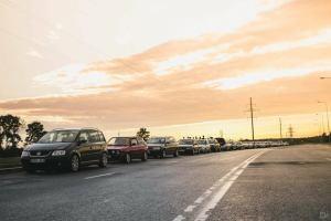 Bendras PNV Audi klubo & VAG Lithuanian Fan meet'as