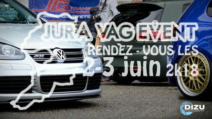 Jura VAG Event 2018 Šveicarijoje