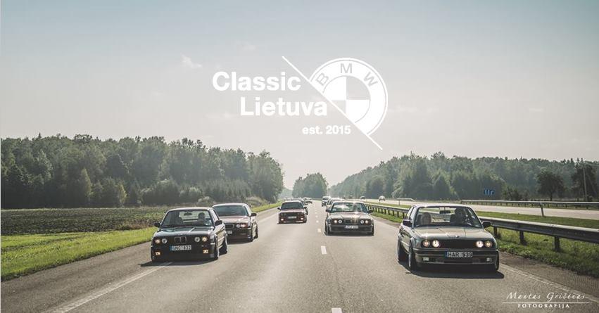 Classic BMW Lietuva sezono atidarymas