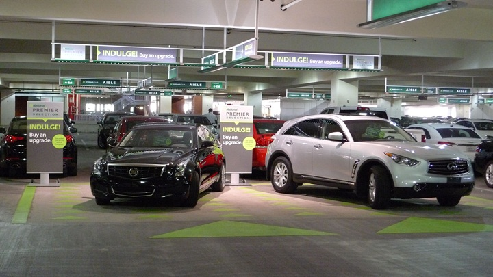 National Launches Luxury Vehicle Rental  Rental
