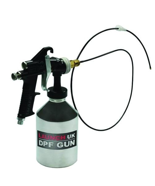 New DPF gun from Launch