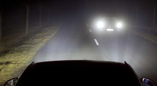Drivers complain of headlight glare from new vehicles