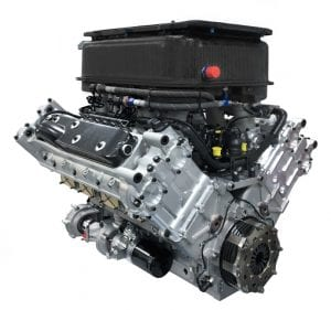 Receive the engine going