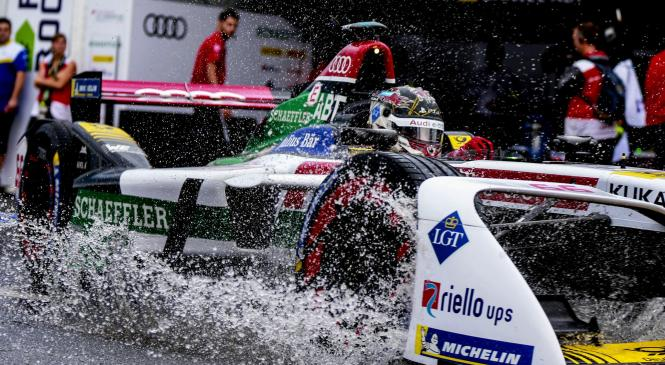 Schaeffler helps Audi ABT to first Formula E teams title