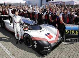 Porsche and Schaeffler combine to smash Nürburgring lap record