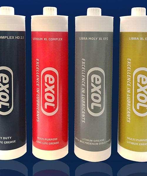 Grease cartridge expansion at Exol