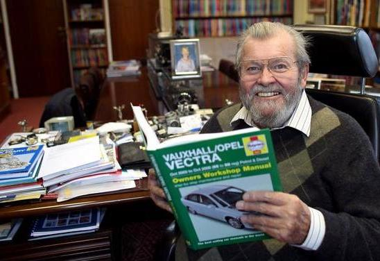 Haynes Manual creator John Haynes passes away
