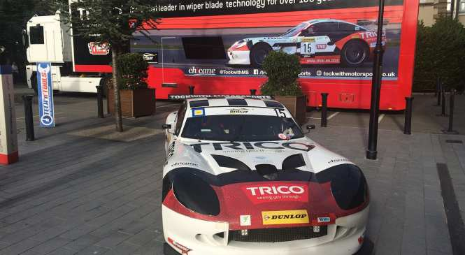 Trico hoping for more Britcar success with Tockwith Motorsports