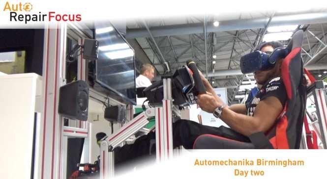 VIDEO: Automechanika Birmingham – Day 2